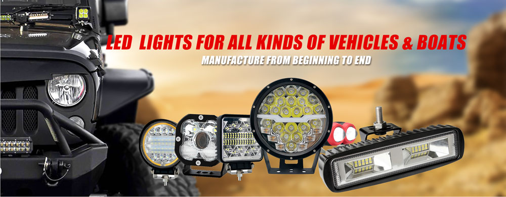 HOME - Off road LED work light factory | LED light bar factory | LED ...