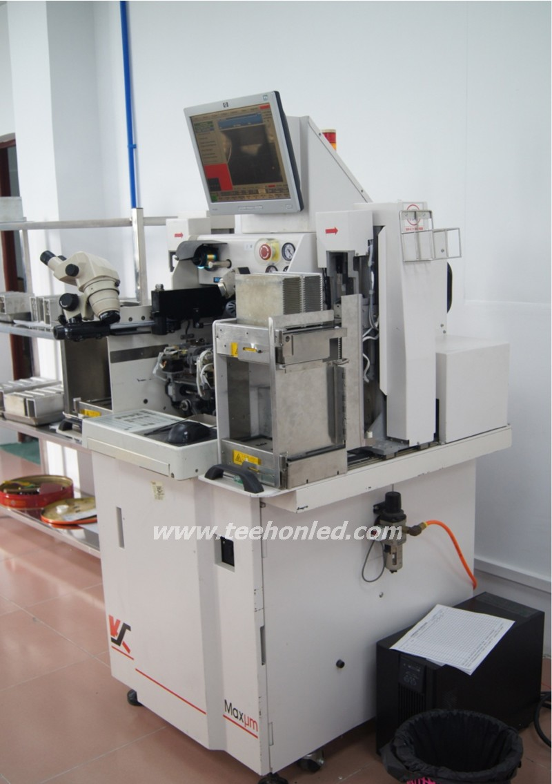 automatic wire bonder
