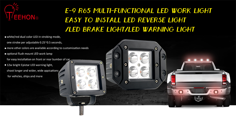 News Off Road Led Work Light Factory Led Light Bar