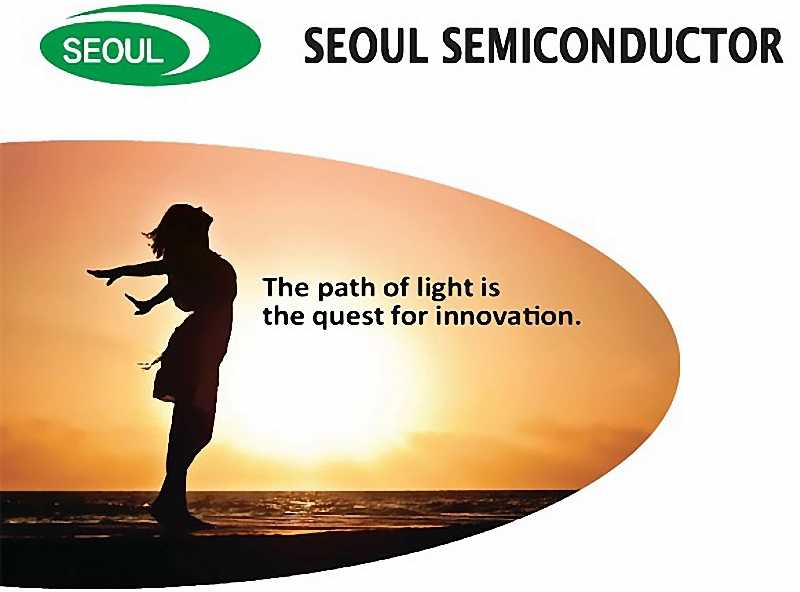 Seoul Semiconductor announced its revenue growth in car led lights,TV and mobile application