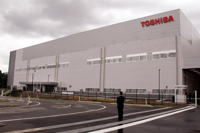 Toshiba will stop LED production in Numazu factory