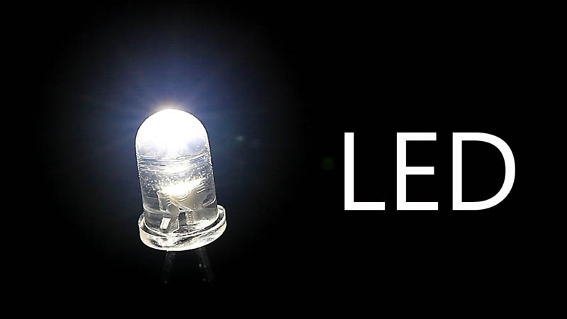 LED encapsulation products on the market