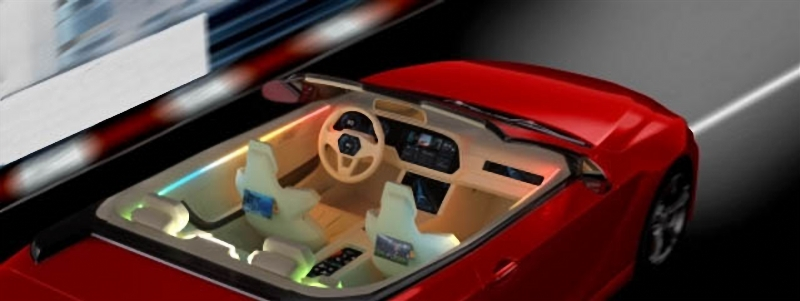 ISELED Alliance spurs technology innovation in interior automobile interior cabin lightings