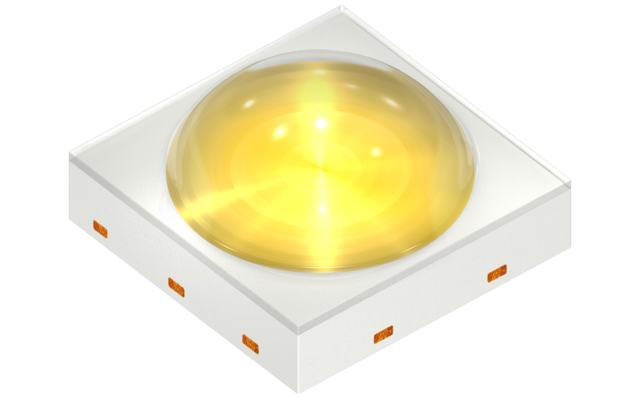 Osram launches its newest P3030 LED chip for battery-powered LED work lamps
