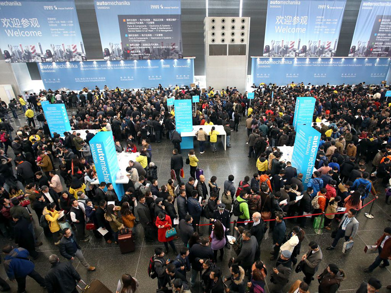 Automechanika Shanghai 2019 will be held in its 15 year in China