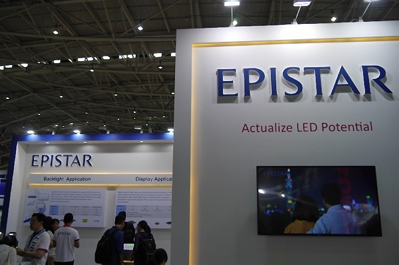 led chip supplier Epistar is investing more money into the construction of mini led production lines