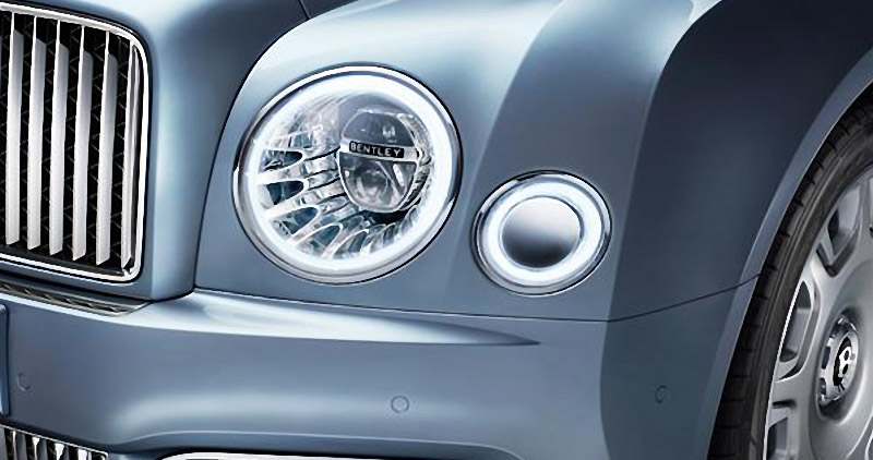 automotive front lighting designed by Wipac Czech