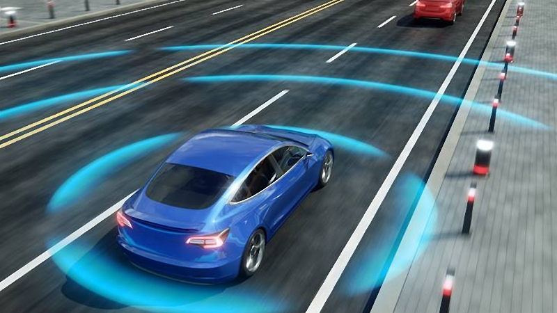 LiDAR sensors are widely applied on the roads for autonomous driving surveillence